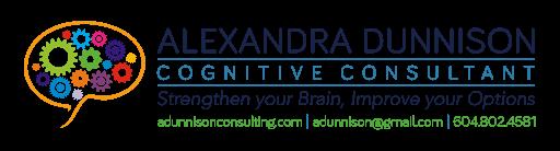 Alexandra Dunnison Consulting Logo